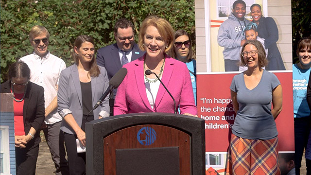 Mayor Durkan announces two new permanently affordable homeownership investments
