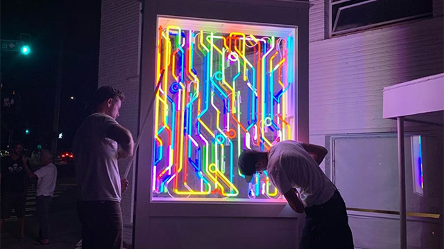 Tour Museum of Museums, aka MoM, with founder Greg Lundgren