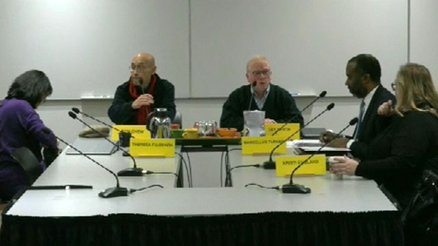 Seattle Public Library Board of Trustees Meeting of 11/21/2019