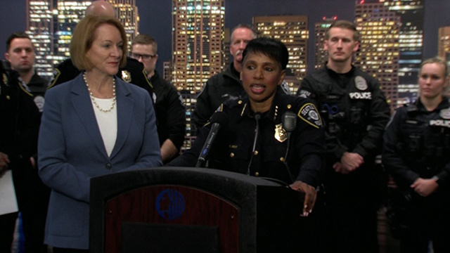Mayor, Police Chief announce extra holiday safety patrols