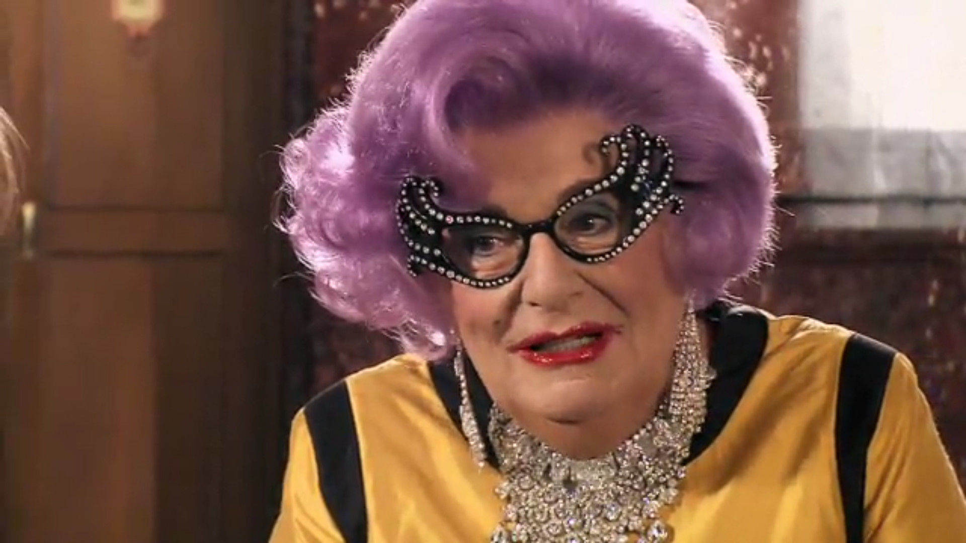 From the AZ Vault: Dame Edna