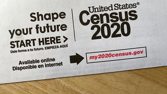 City Inside/Out Local Issues: 2020 Census