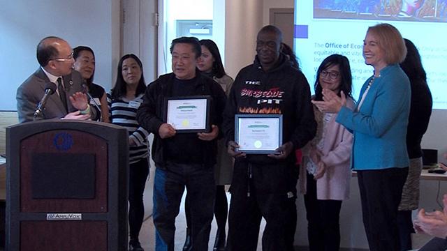 "City announces Small Business Relief Package, ""Only in Seattle"" awards"