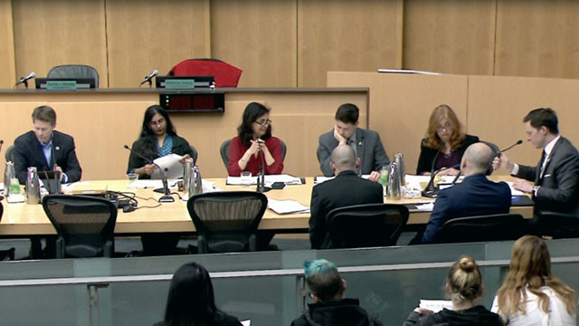 Select Committee on Homelessness Strategies & Investments 2/10/20