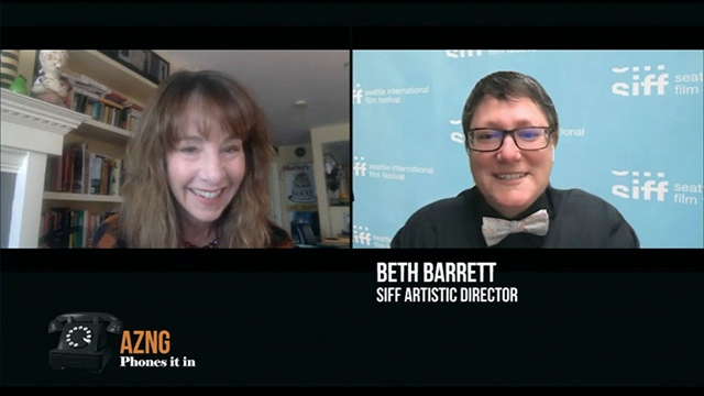 Art Zone Phones It In: Interview with Beth Barrett