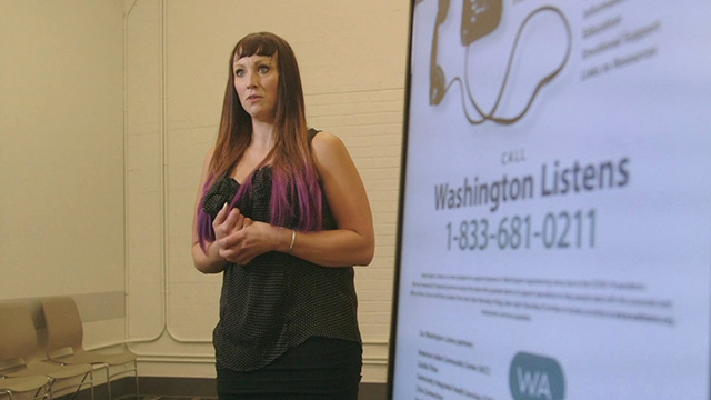 CityStream: Washington Listens Offers Support During the Pandemic