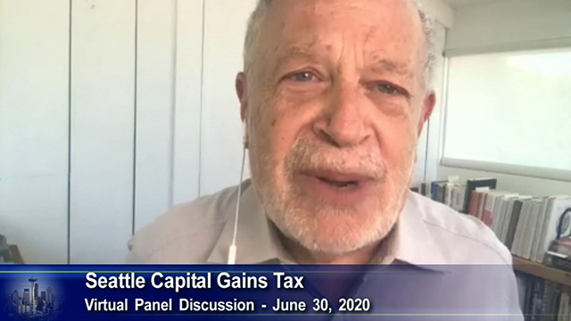 Former Labor Secretary Reich joins Councilmember Lewis to discuss capital gains tax