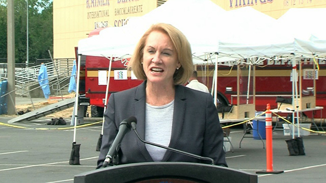 Mayor Durkan announces 4th free COVID-19 testing site in West Seattle