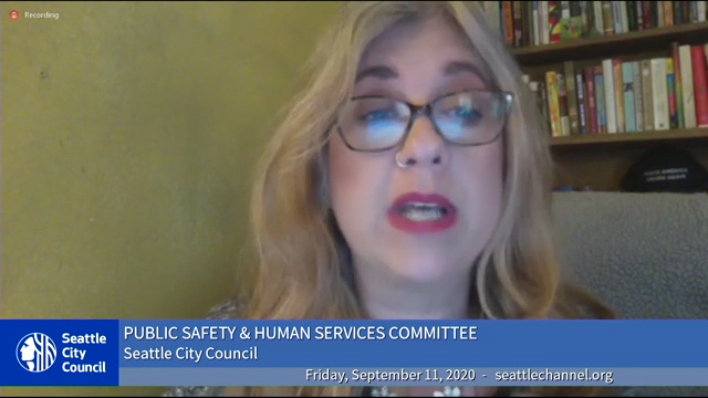 Public Safety & Human Services Committee 9/11/20