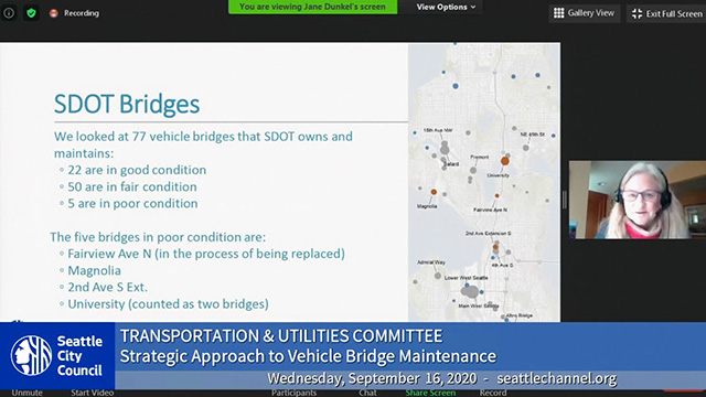 Transportation & Utilities Committee 9/16/20