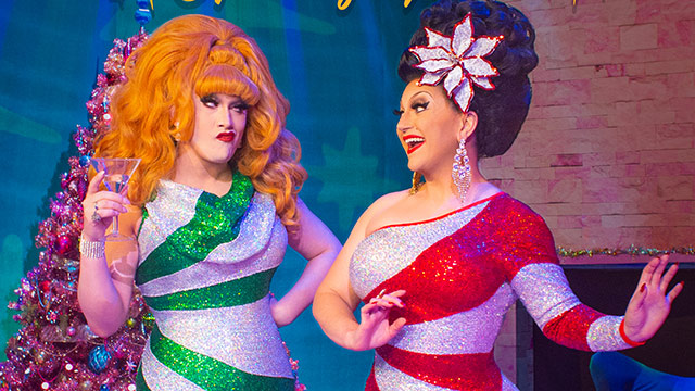 The Jinkx & DeLa Holiday Special