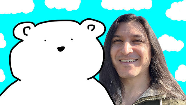Art Zone: Barry the Bearable Bear