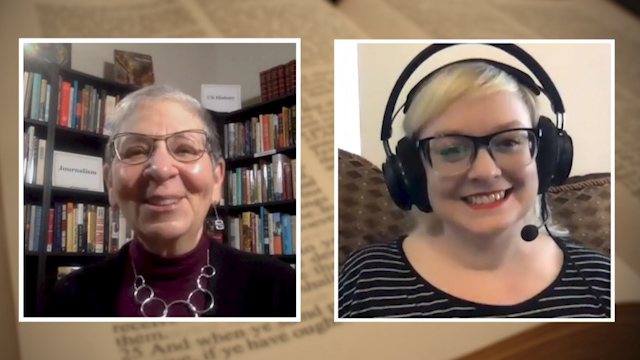 Book Lust with Nancy Pearl featuring Natalie Zina Walschots