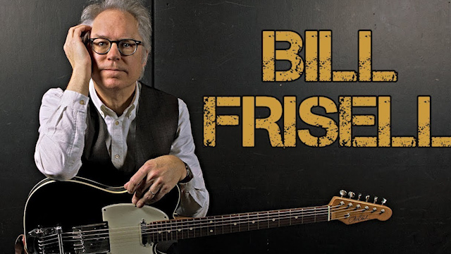 "Bill Frisell performs ""Keep Your Eyes Open"""