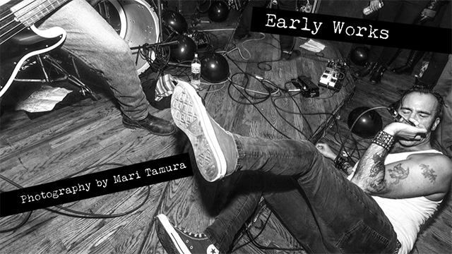 Photographer Mari Tamura captures Seattle's music scene