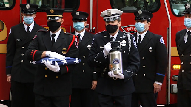 2020 Annual Seattle Fallen Firefighter Memorial