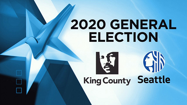 King County & Seattle Video Voters' Guide - 2020 General Election