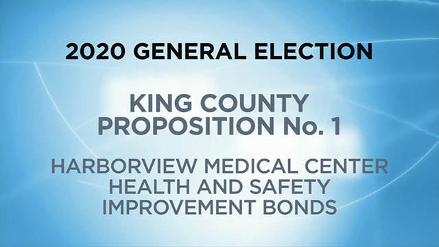 King County, Proposition 1 - Harborview Medical Center