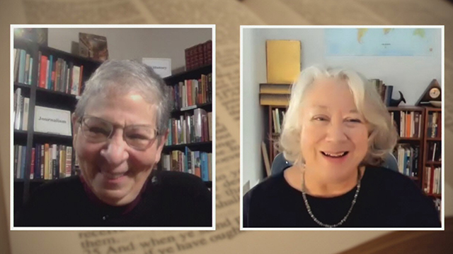 Book Lust with Nancy Pearl featuring Marina Endicott