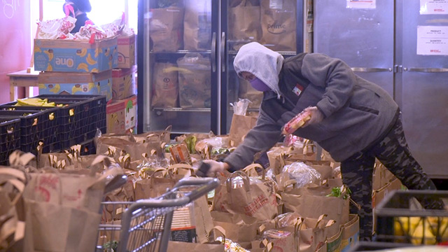 CityStream: Food Assistance: Neighbors Helping Neighbors in Need