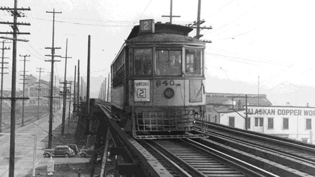 To West Seattle by Streetcar: 1916 to 1940