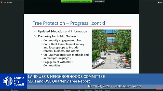 Land Use & Neighborhoods Committee 3/24/21