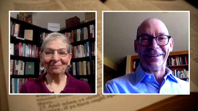 Book Lust with Nancy Pearl Featuring David Laskin