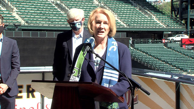 Mayor Durkan, Seattle Mariners, and Seattle Sounders FC to Discuss In-Stadium Vaccination Partnership